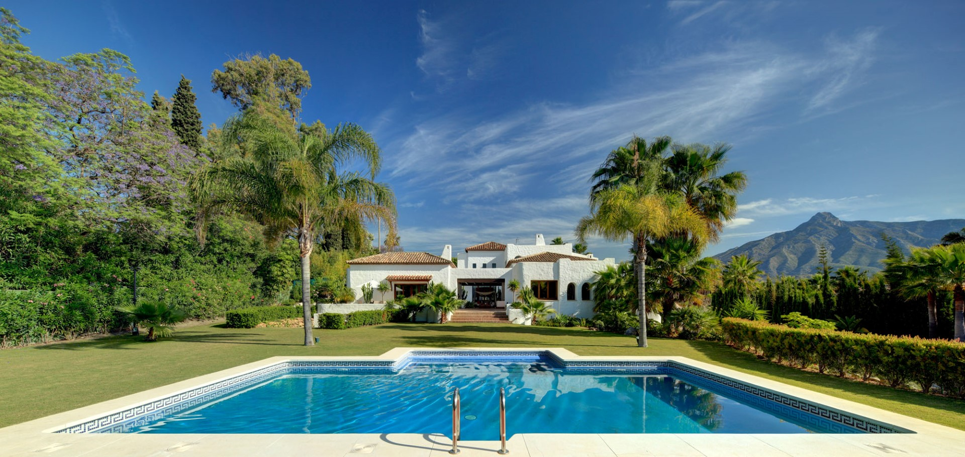 Luxury villas for rent in marbella - Luxury homes marbella ...