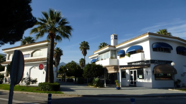 Commercial Premises Available for Sale in Marbella