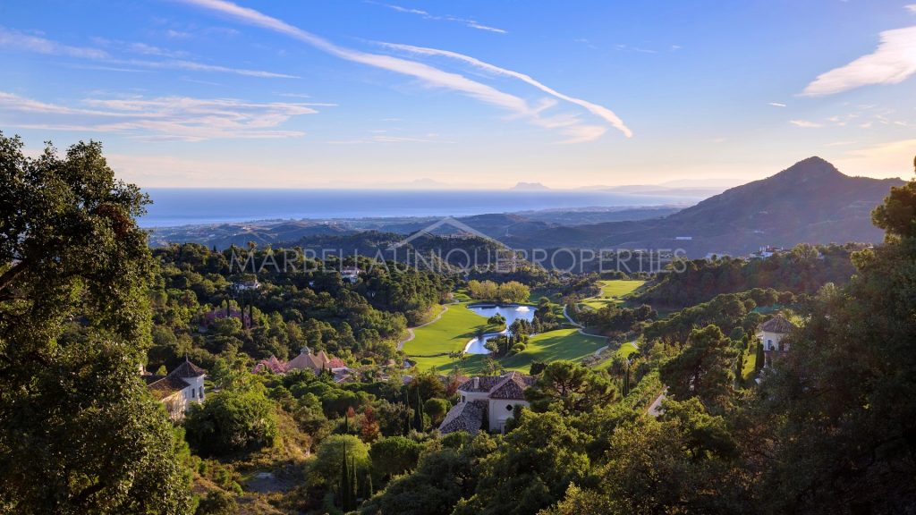 Residential Villa Developments – Benahavis