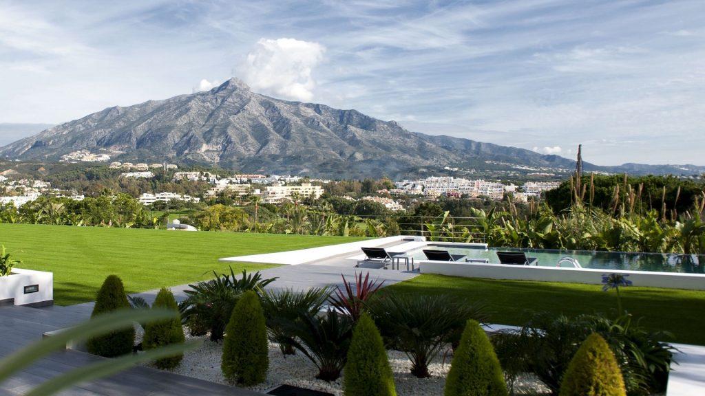Los privilegios de tener una propiedad en Marbella