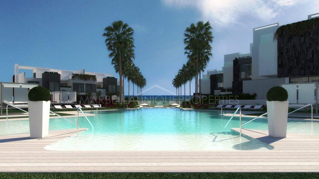 El hibrido perfecto entre villa y apartamento, las mejores casas adosadas de la Costa del Sol - Marbella Unique Properties