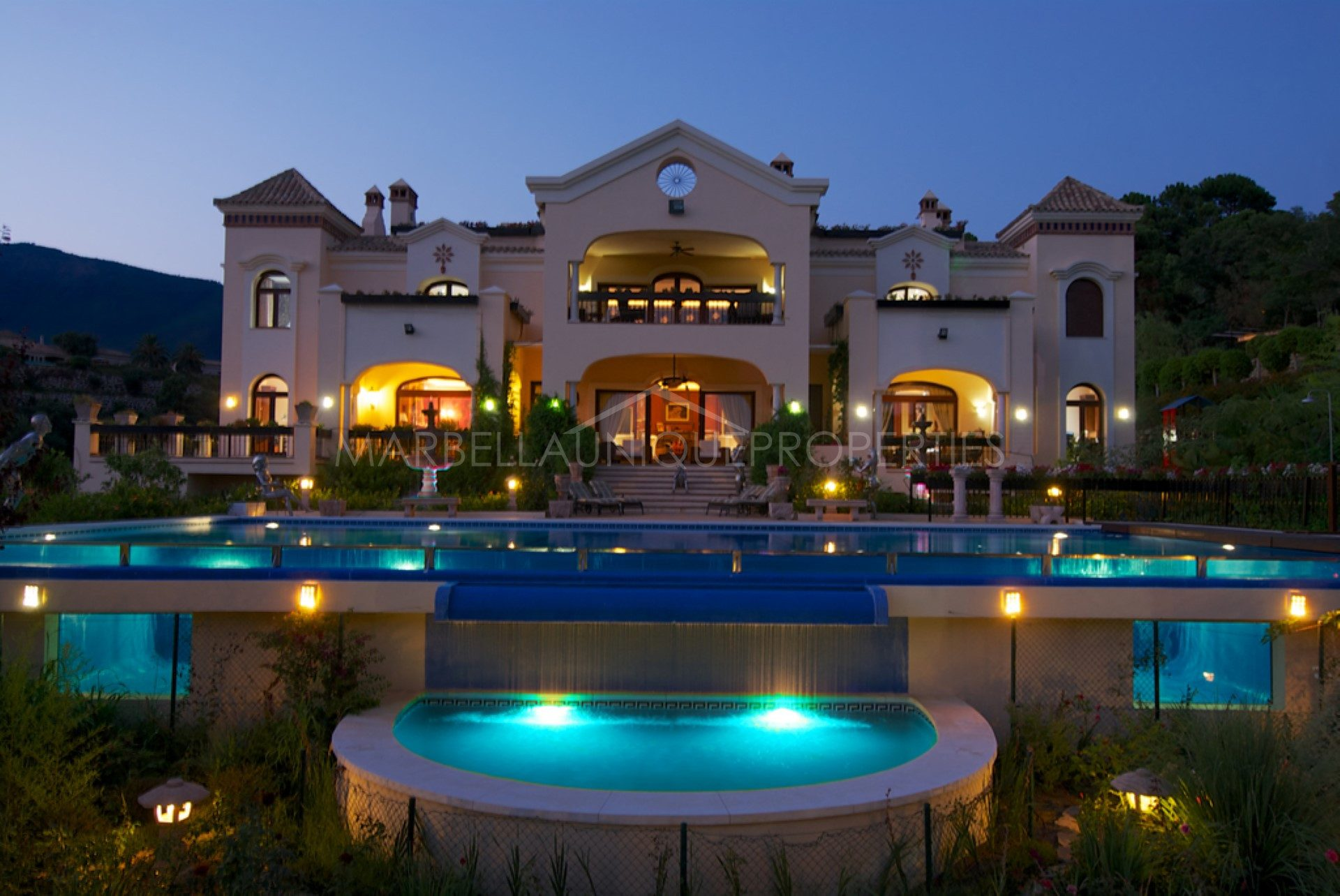 The Best Properties in La Zagaleta - Marbella Unique Properties - Spectacular 10 bedrooms mansion in La Zagaleta, 9.995.000€
