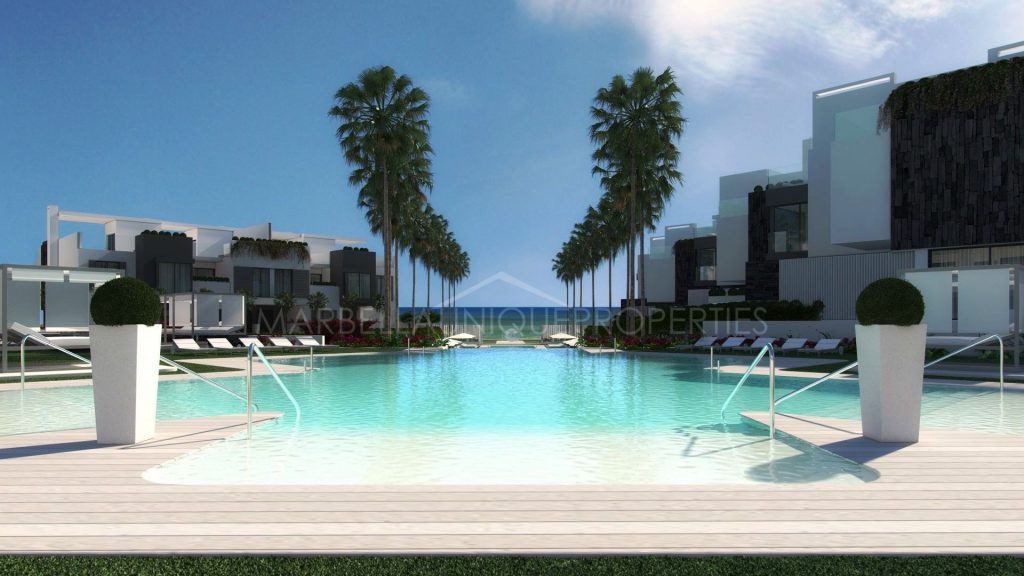 The perfect hybrid between a villa and an apartment Marbellas best townhouses - Marbella Unique Properties