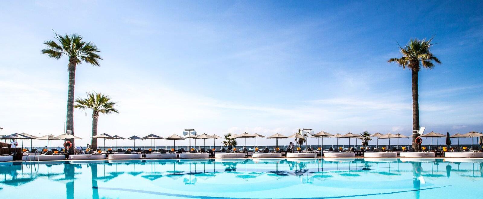 La Costa del Sol y sus exclusivos clubs de playa - Marbella Unique Properties - Ocean club