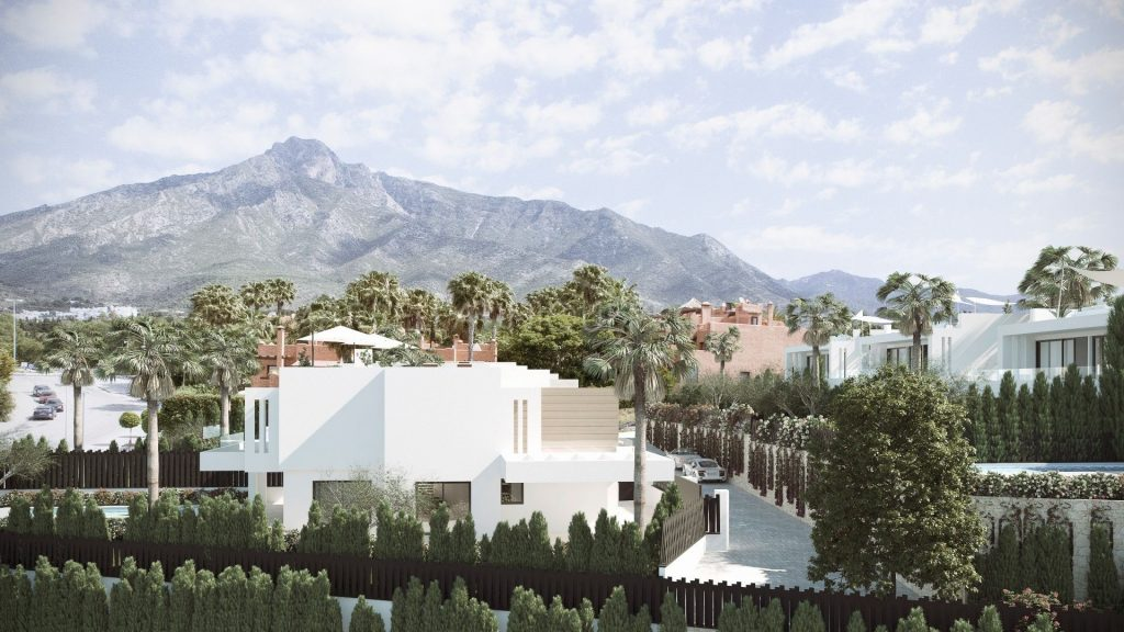 Nagueles, the greenest part of the Golden Mile - Real Estate Marbella Unique Properties