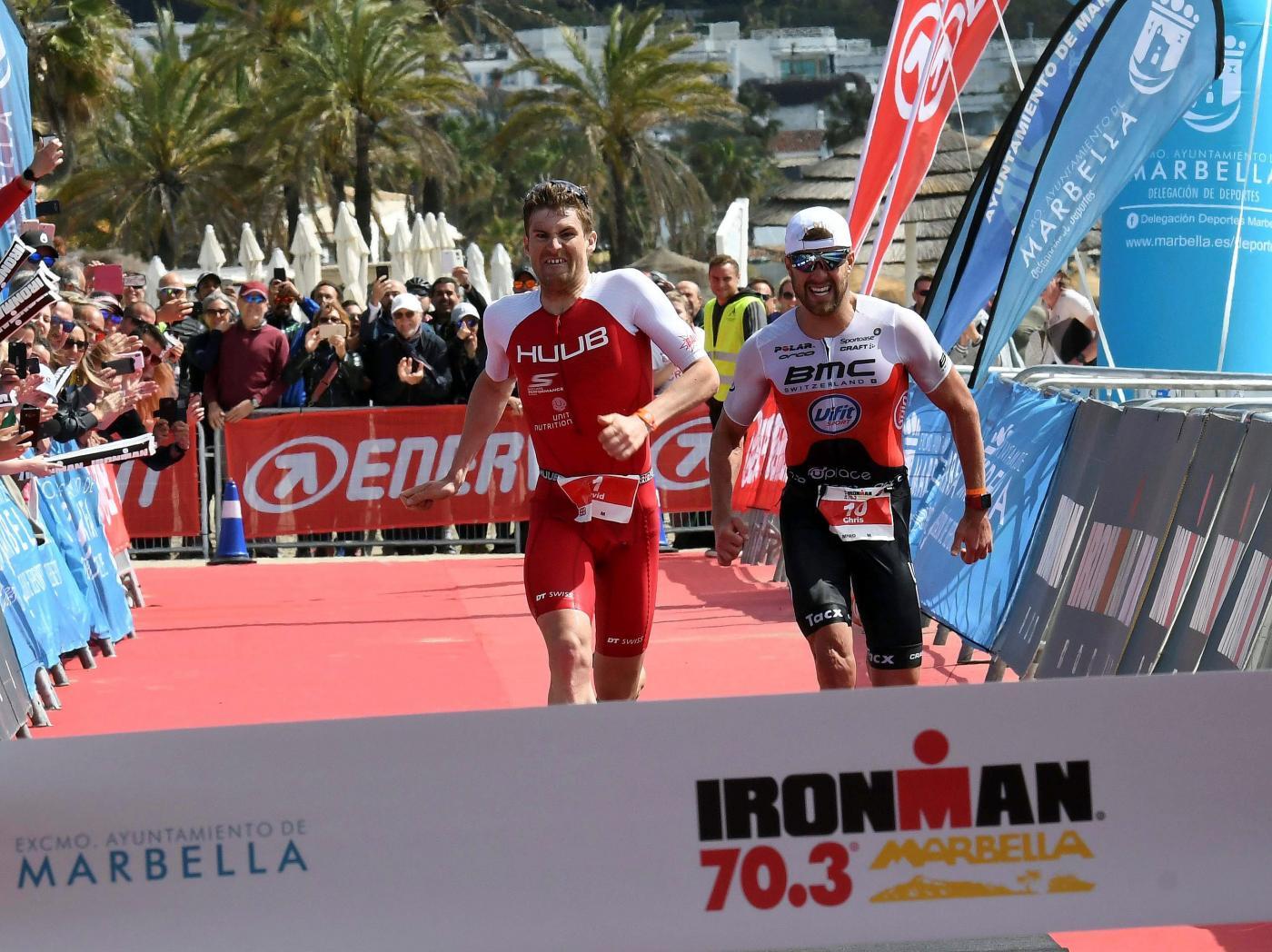 Ironman 70.3 Marbella 2018 - Marbella Unique Properties real estate in Puerto Banus