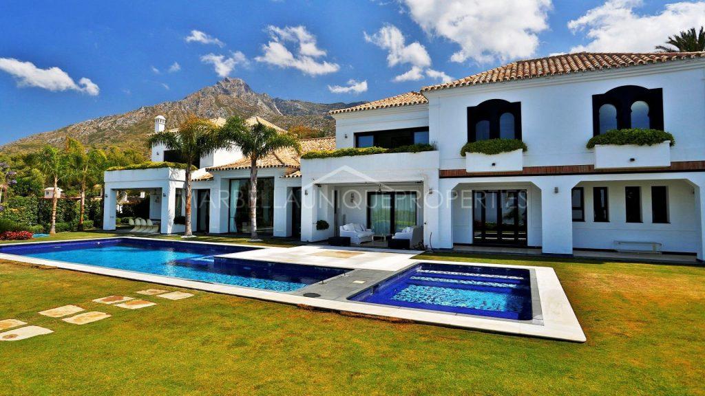 Las propiedades más demandadas en el sector de lujo