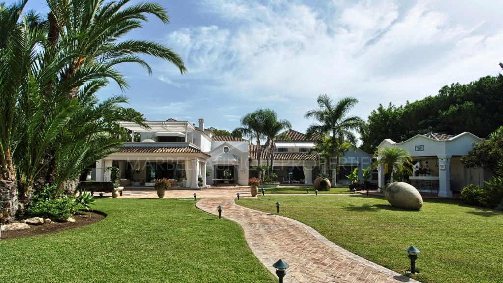 Marbella Real Estate - Luxury Properties - Luxury Homes - Luxury to the extreme - where are the most expensive and exclusive homes