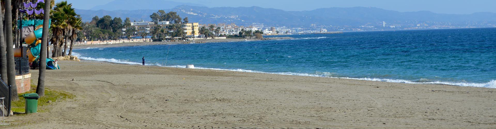 La zone San Pedro plage - Marbella Unique Properties