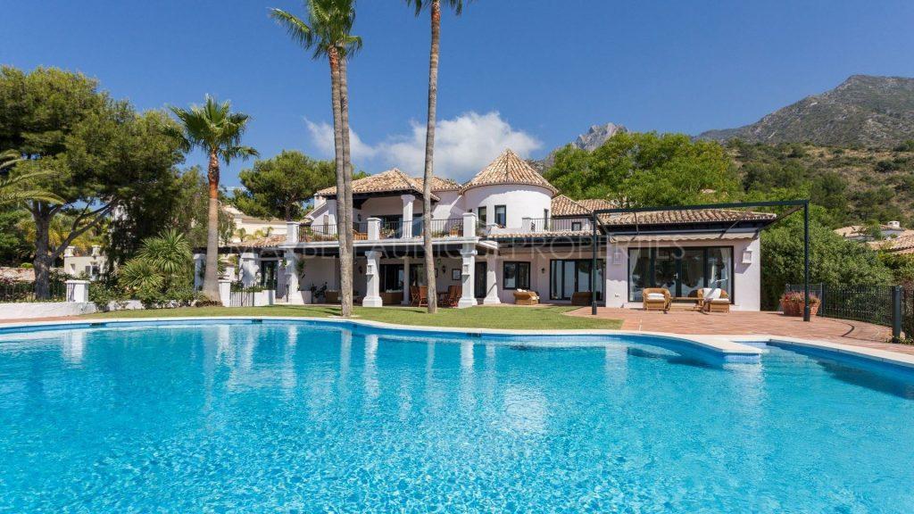 Sierra Blanca, a Dream Luxury Holiday Spot In Marbella - Marbella Unique Properties Real Estate