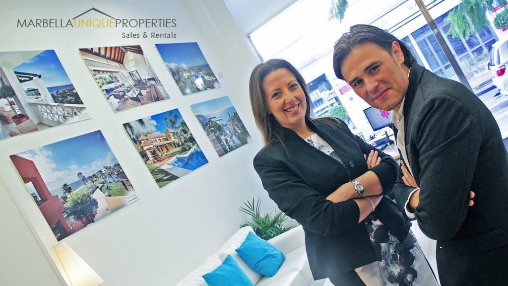 Mercado Inmobiliario Exclusivo En La Zona De Marbella