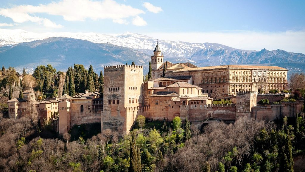 Day trips from Marbella to Granada