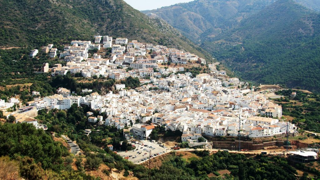 Andalucias Famous White Villages