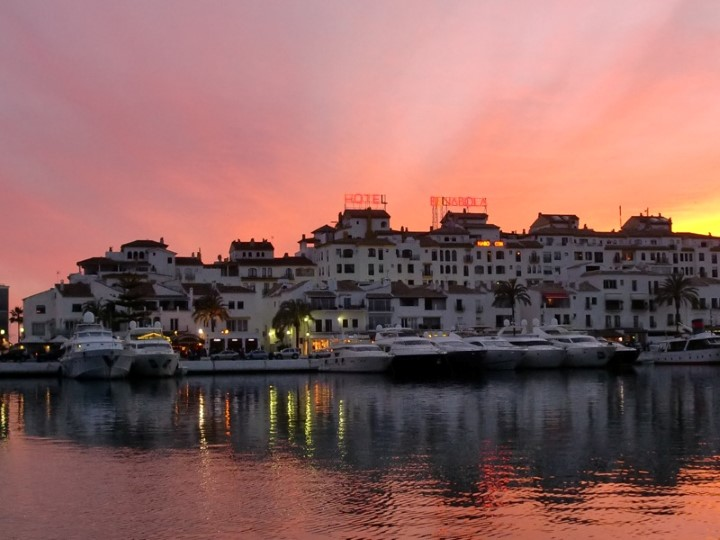 Properties for sale in Puerto Banús